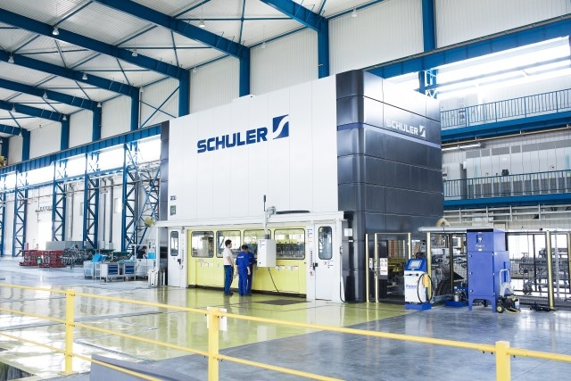 Schuler Smart Press Shop